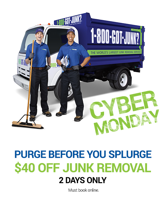 With low rates coupled with GOT-JUNK coupons and GOT-JUNK promo codes that can be located at online coupon sites such as Giving Assistant, getting rid of your junk will not break the bank.